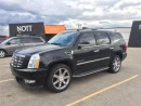 Used 2011 Cadillac Escalade 7 Passenger, Nav, BOSE for sale in Winnipeg, MB