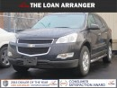 Used 2009 Chevrolet Traverse LS for sale in Barrie, ON
