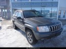 Used 2002 Jeep Grand Cherokee Limited for sale in Swift Current, SK