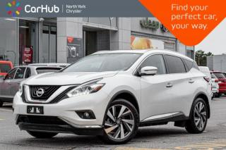 Used 2017 Nissan Murano Platinum AWD Bose_Audio Pano_Sunroof Keyless_Go Heated_Seats  for sale in Thornhill, ON