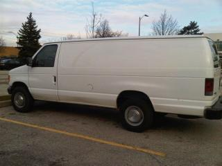 Used 2001 Ford E350 SOLD**DIESEL**SOLD** for sale in Vaughan, ON
