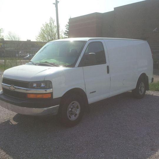 2004 Chevrolet Express 2500 CARGO**CARGO**CARGO