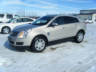 Used 2012 Cadillac SRX Luxury for sale in Virden, MB