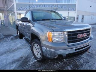 Used 2009 GMC Sierra 1500 1500 Reg Cab 4WD for sale in Swift Current, SK
