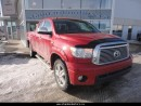 Used 2011 Toyota Tundra 4x4 Double Cab Limited 5.7 6AT for sale in Swift Current, SK