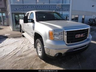 Used 2010 GMC Sierra SLT for sale in Swift Current, SK