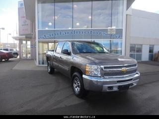 Used 2013 Chevrolet Silverado 1500 1500 LT 4x4 Crew Cab SWB for sale in Swift Current, SK