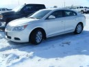 Used 2010 Buick LaCrosse CX for sale in Virden, MB