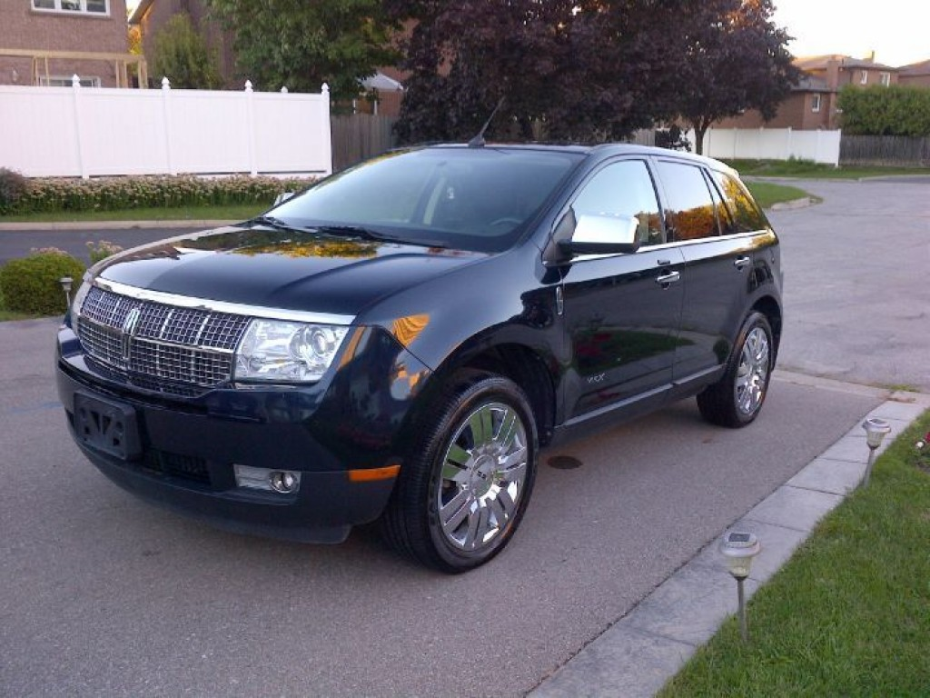 used 2009 lincoln mkx for sale in york ontario. Black Bedroom Furniture Sets. Home Design Ideas