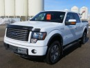 Used 2012 Ford F-150 Super Crew 4x4 FX4 for sale in Innisfail, AB