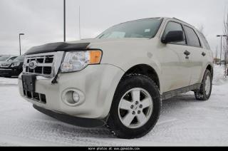 Used 2011 Ford Escape XLT I4 4WD 6AT for sale in Grande Prairie, AB