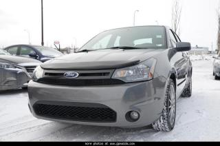 Used 2011 Ford Focus SES SEDAN for sale in Grande Prairie, AB