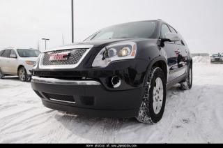 Used 2010 GMC Acadia SL for sale in Grande Prairie, AB