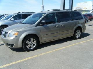 Used 2008 Dodge Grand Caravan SE for sale in Virden, MB