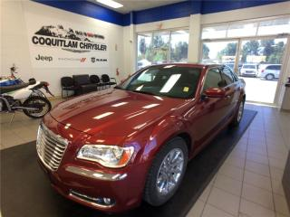 Used 2013 Chrysler 300 Touring  for sale in Coquitlam, BC
