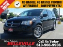 Used 2014 Dodge Grand Caravan Bluetooth - DVD - Back UP Camera - 3 Zone Climate for sale in Belleville, ON