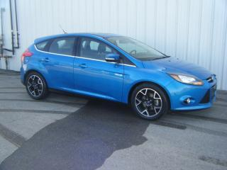 Used 2012 Ford Focus Titanium for sale in Virden, MB