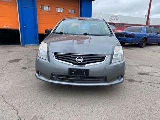 Used 2012 Nissan Sentra for sale in London, ON