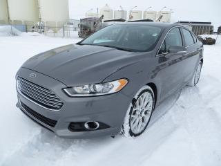 Used 2013 Ford Fusion Titanium for sale in Innisfail, AB