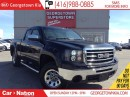 Used 2012 GMC Sierra 1500 SL | EXT CAB | 4X4 | 4.8L V8 | ONLY 86,066 KMS | for sale in Georgetown, ON