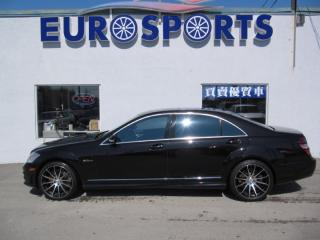 Used 2008 Mercedes-Benz S63 AMG for sale in Newmarket, ON