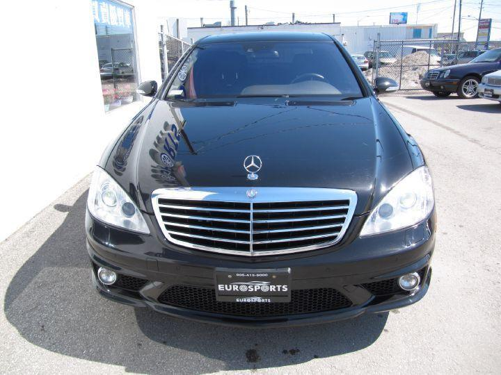 Used 2008 mercedes benz s63 amg for sale in markham for Used mercedes benz for sale in california