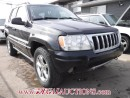 Used 2004 Jeep Grand Cherokee 4D Utility 4WD for sale in Calgary, AB