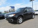 Used 2010 Subaru Forester TOURING PACKAGE for sale in Stratford, ON