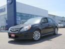 Used 2011 Subaru Legacy 3.6R for sale in Stratford, ON