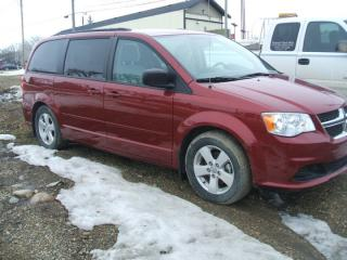 Used 2011 Dodge Grand Caravan SE/SXT for sale in Virden, MB