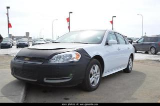 Used 2011 Chevrolet Impala LS for sale in Grande Prairie, AB
