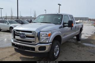 Used 2013 Ford F-350 Super Duty 1 TON XL 4x4 Crew Cab 172 in SRW for sale in Grande Prairie, AB