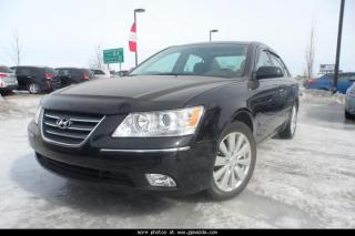 Used 2010 Hyundai Sonata GL 5AT for sale in Grande Prairie, AB