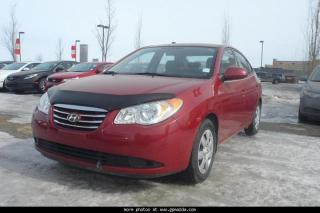 Used 2010 Hyundai Elantra GLS 5MT for sale in Grande Prairie, AB