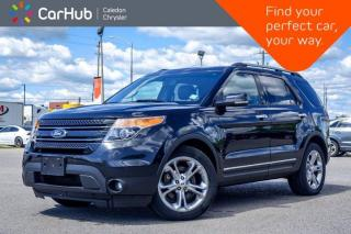 Used 2013 Ford Explorer Limited 4x4 7 Seater Navigation Sunroof Bluetooth Remote Start Leather Heated front Seats 20