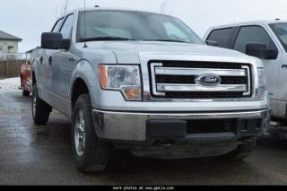 Used 2013 Ford F-150 Platinum 4x4 SuperCrew 145 in for sale in Grande Prairie, AB