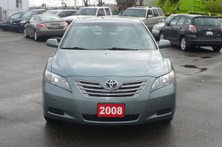 Used 2008 Toyota Camry HYBRID XLE for sale in Toronto, ON