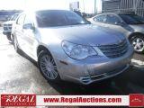 Photo of Silver 2009 Chrysler Sebring