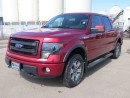 Used 2013 Ford F-150 Super Crew 4x4 FX4 for sale in Innisfail, AB