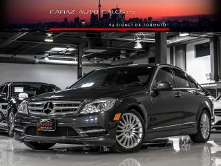 Used 2011 Mercedes-Benz C250 4MATIC|SUNROOF|BLUETOOTH|HEATED SEATS for sale in North York, ON