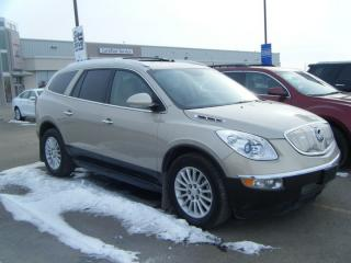 Used 2008 Buick Enclave CXL for sale in Virden, MB