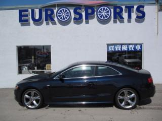 Used 2009 Audi A5 S-LINE for sale in Newmarket, ON