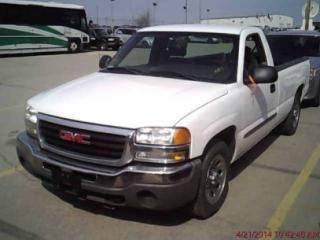 2006 GMC Sierra 1500 1500 WT