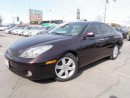 Used 2005 Lexus ES 330 SUNROOF/ALLOYS/LEATHER/TINTED WINDOWS for sale in Brampton, ON