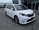 Used 2012 Toyota Sienna SE for sale in Courtenay, BC