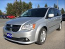 Used 2012 Dodge Grand Caravan Crew - Nav - Heated Leather for sale in Norwood, ON
