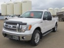 Used 2011 Ford F-150 Super Cab 4X4 Lariat for sale in Innisfail, AB