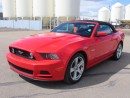 Used 2014 Ford Mustang GT Convertible Premium for sale in Innisfail, AB