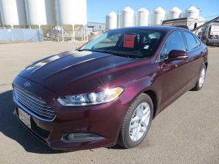 Used 2013 Ford Fusion FWD SE for sale in Innisfail, AB