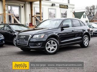 Used 2011 Audi Q5 2.0L Premium Plus for sale in Ottawa, ON